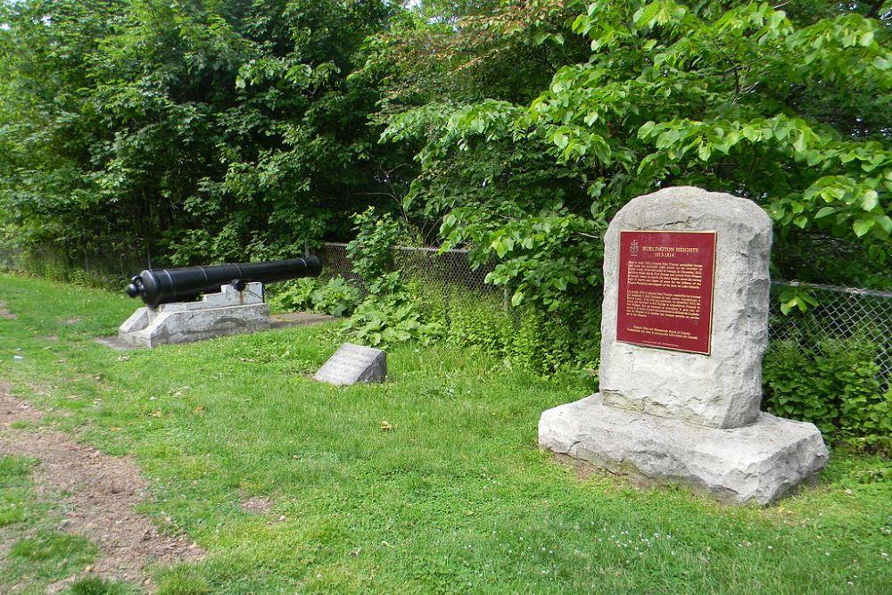 Monument Burlington Heights