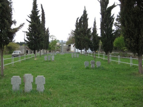 German War Cemetery Telawi