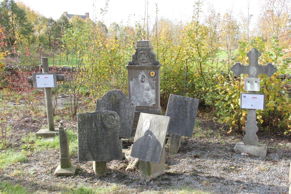Belgian War Graves Ainières