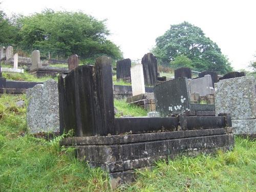 Oorlogsgraven van het Gemenebest Cefn Jewish Cemetery