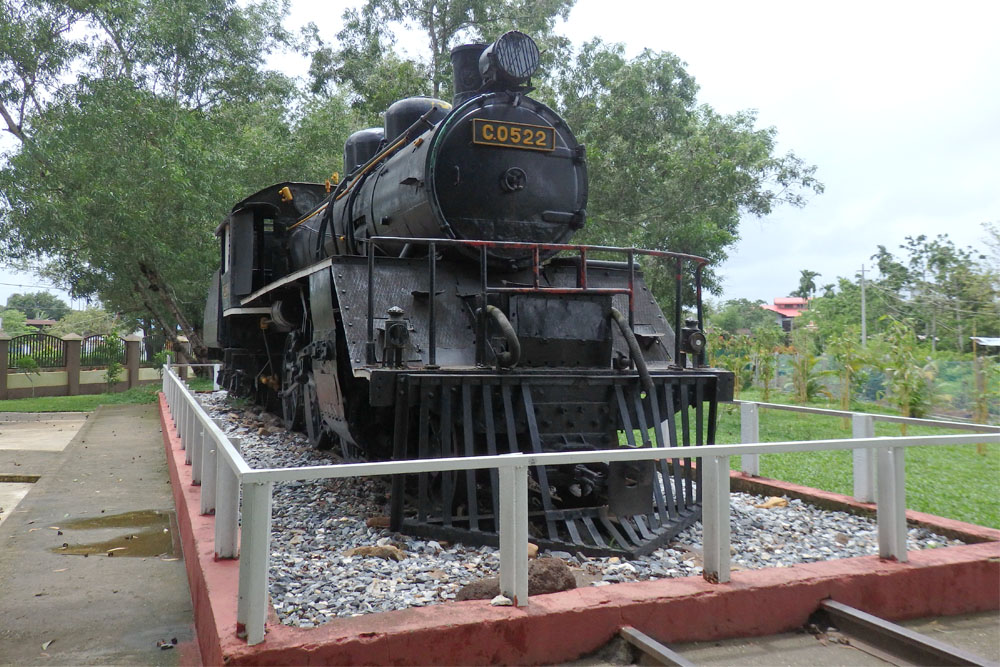 C56 56 Locomotive Burma Railway