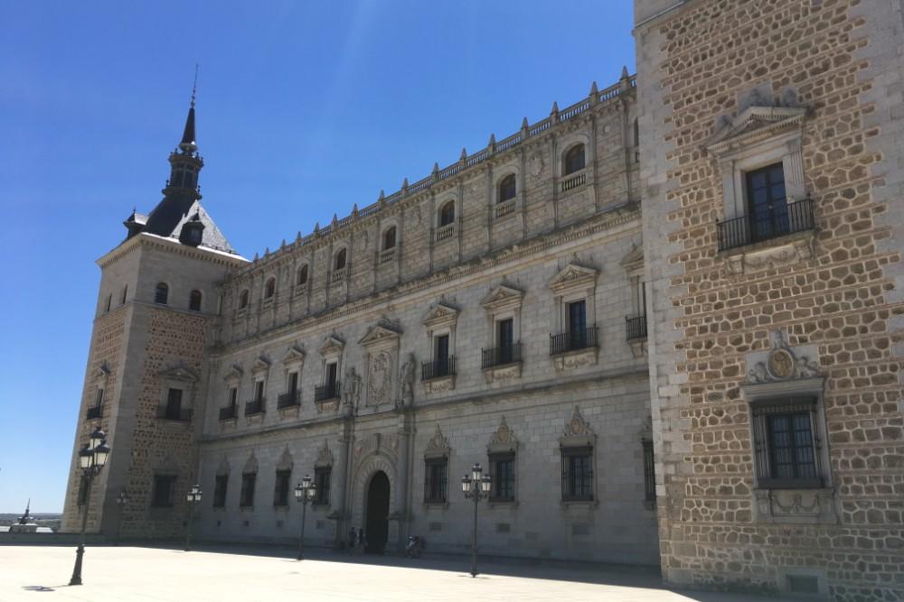 Army Museum Alcázar