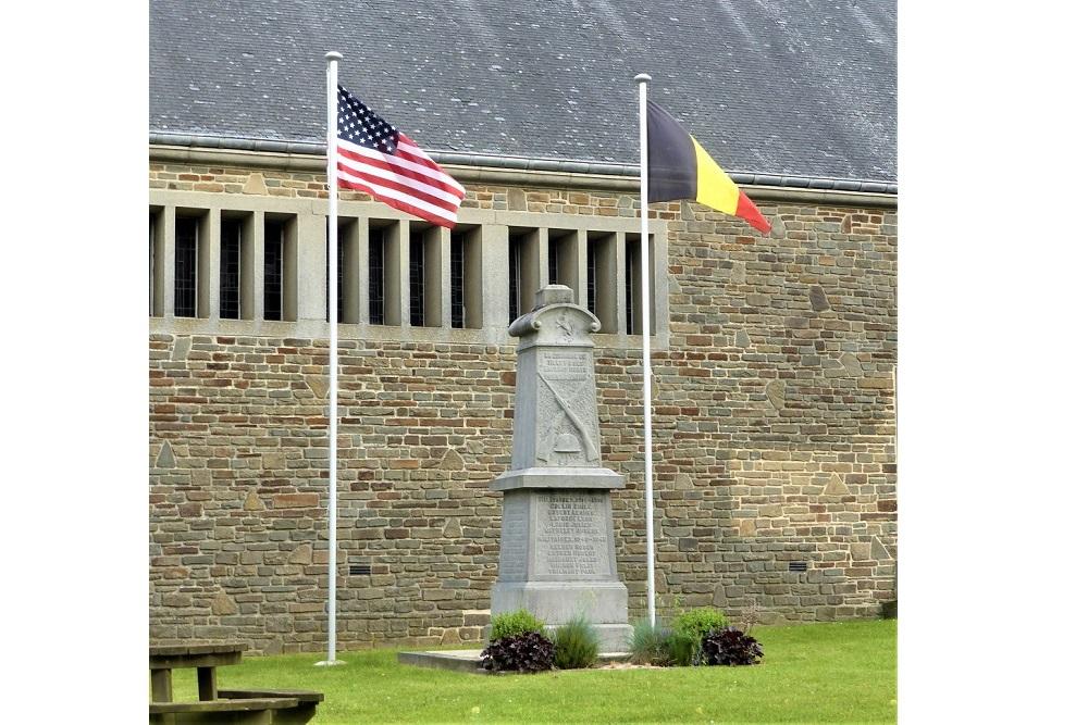 War Memorial Tillet