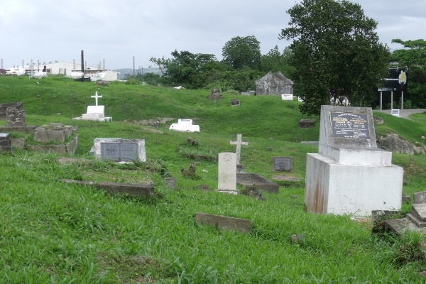 Commonwealth War Graves Suva Old Cemetery