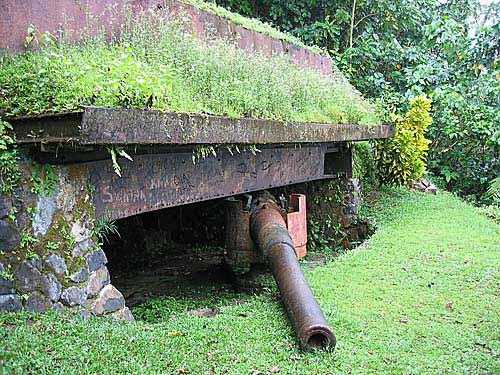 Japanse Kustbatterij Pohnpei
