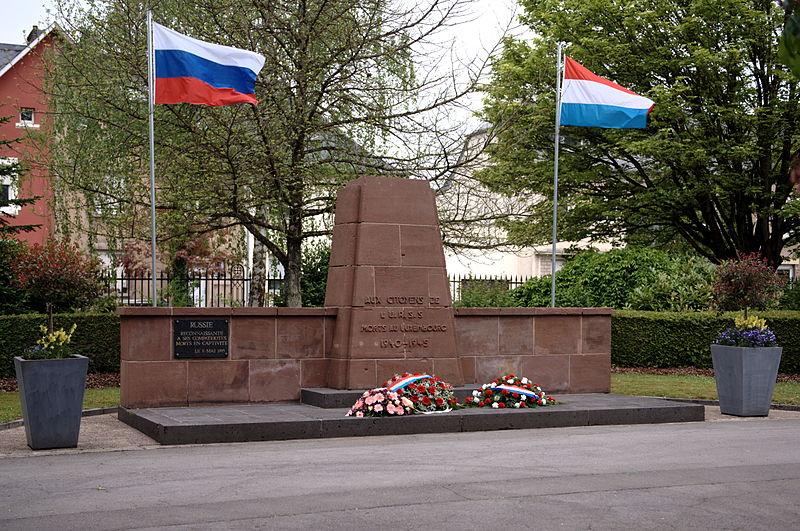 Russian Memorial Esch-sur-Alzette
