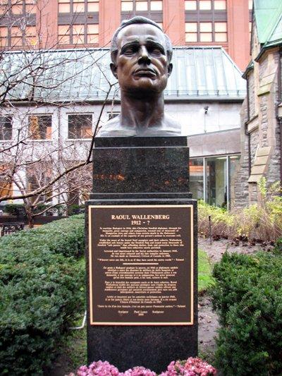 Memorial Raoul Wallenberg Montreal