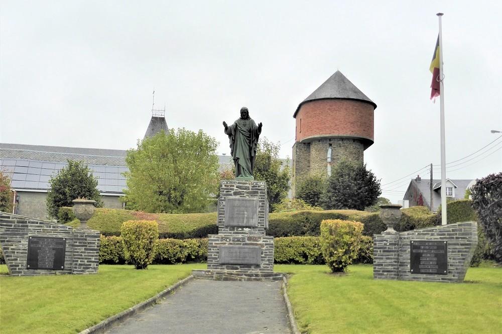 War Memorial Carlsbourg