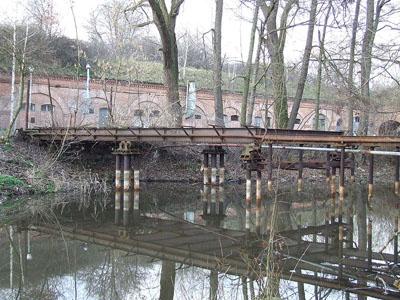 Fortress Warsaw - Fort IIa (Babice) - Warszawa - TracesOfWar com