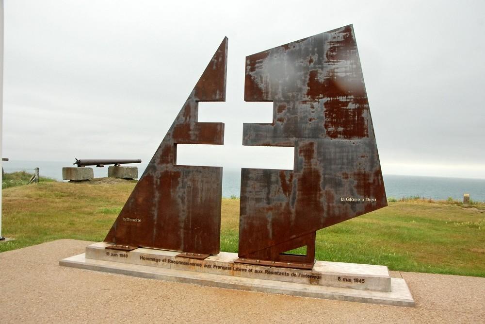 War Memorial Pointe du Roc