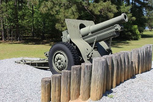 155mm Howitzer M1918A3