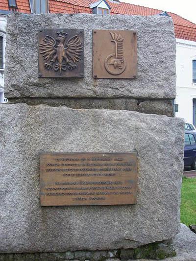 Bevrijdingsmonument Saint-Omer