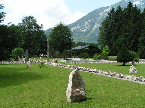 Memorial and Cemetery Concentration Camp Ebensee