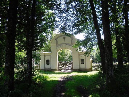 Oostenrijkse Oorlogsbegraafplaats Lebring