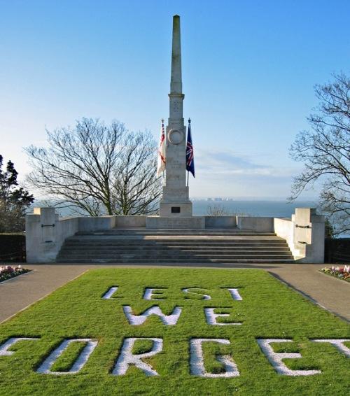 War Memorial Southend-on-Sea