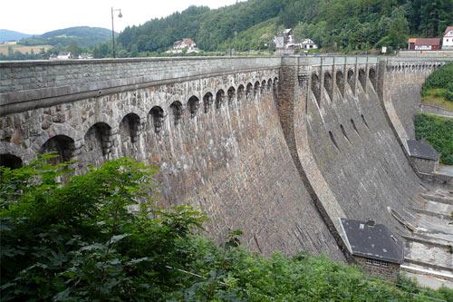 Diemel Dam Helminghausen