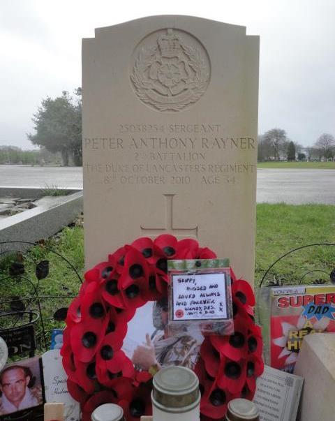 Brits Oorlogsgraf North Bierley Municipal Cemetery