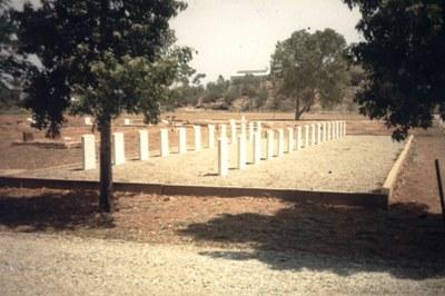 Commonwealth War Graves Alice Springs Cemetery