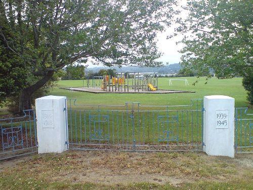 Herdenkingspark Hobsonville