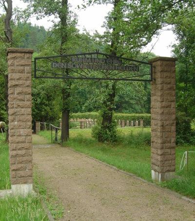 Soviet War Cemetery Dippoldiswalde