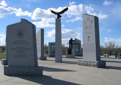 War Memorial Weld County