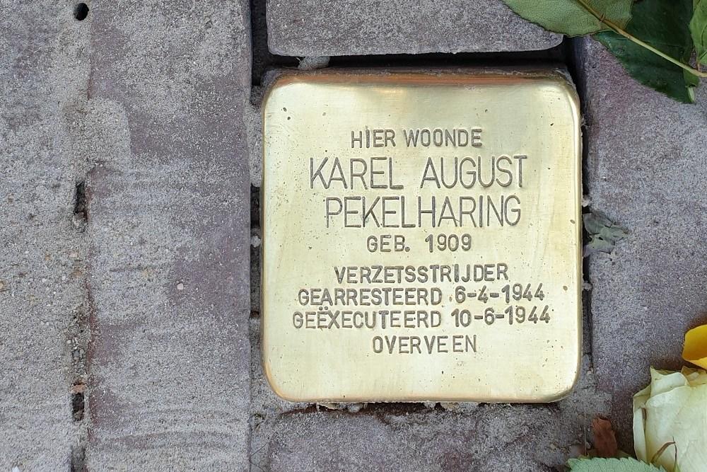 Stumbling Stone Rombout Hogerbeetstraat 83