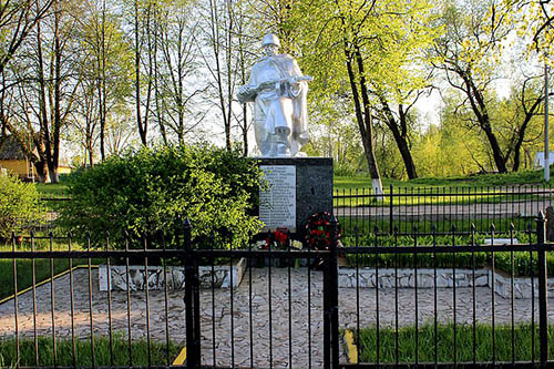 Soviet War Cemetery Talka
