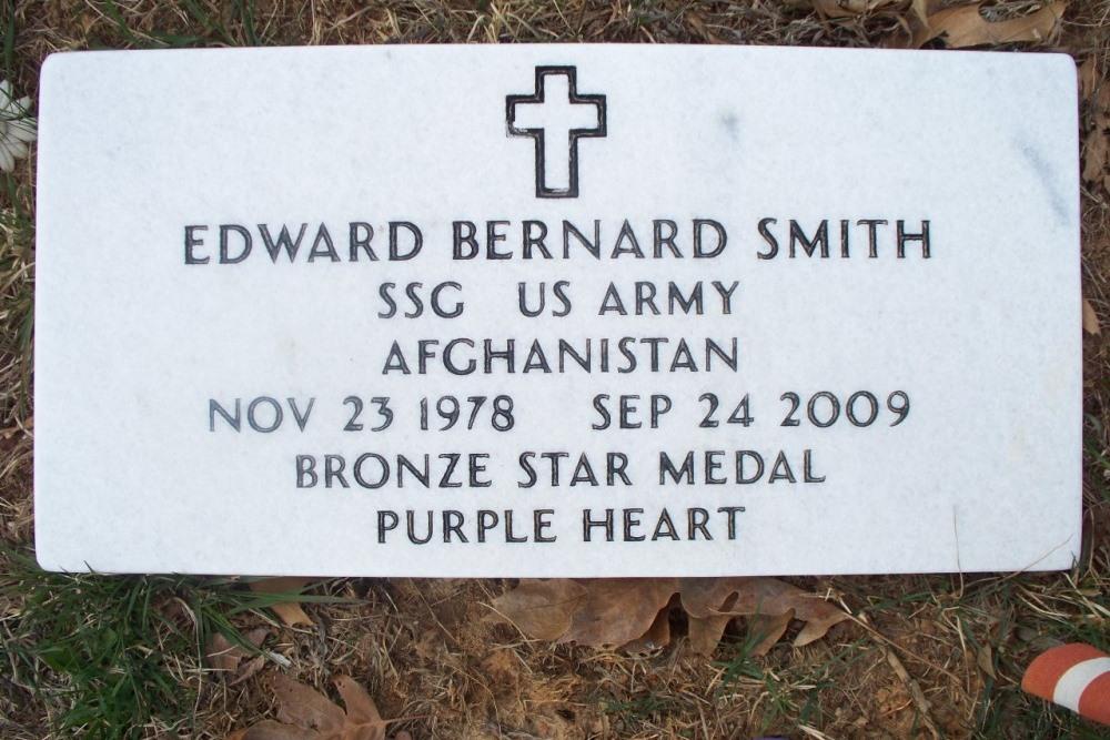 Amerikaanse Oorlogsgraven Zion Grove Baptist Church Cemetery