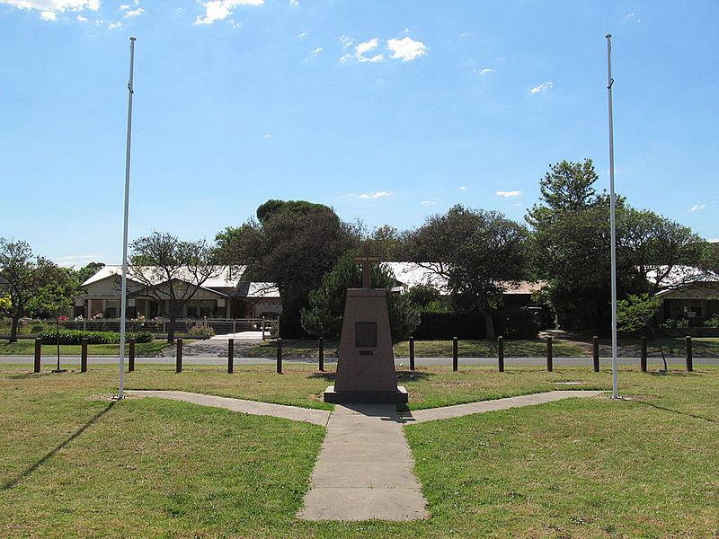 War Memorial Colonel Light Gardens