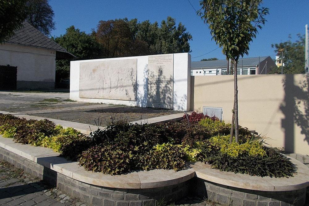 Deportation Memorial 1946 Zsámbék