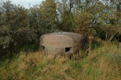 Ostwall - Panzerwerk 721