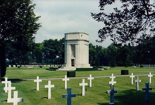 Amerikaanse Oorlogsbegraafplaats Flanders Field