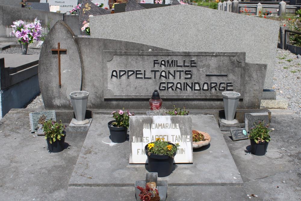 Veteran War Graves Couthuin