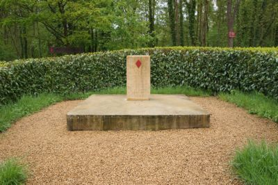 Monument 5th Infantry Division