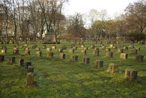 Duitse Oorlogsgraven Städtischen Friedhof Fürth