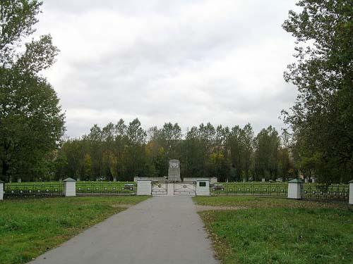 Dachnoe Militaire Begraafplaats St. Petersburg