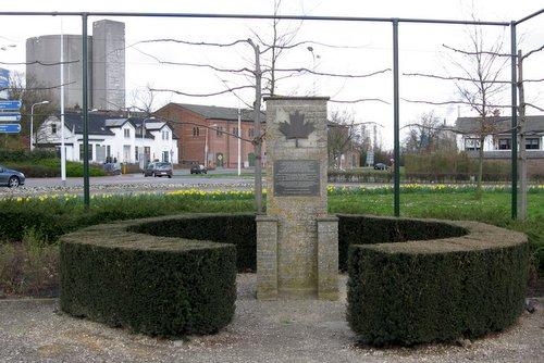 War Monument Sas van Gent