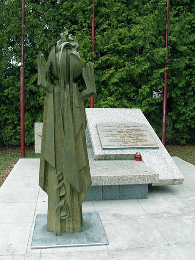Monument Omgekomen Russische Vliegeniers Dlhoňa