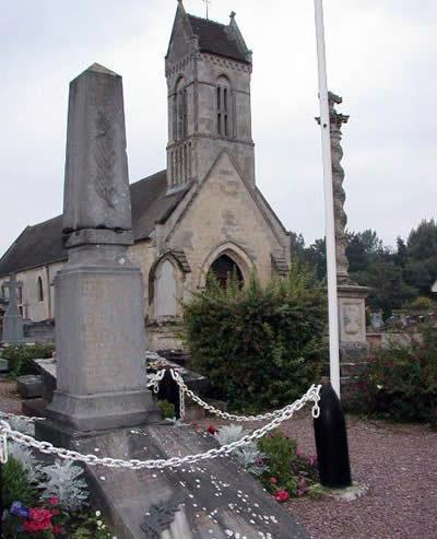 War Memorial Authie