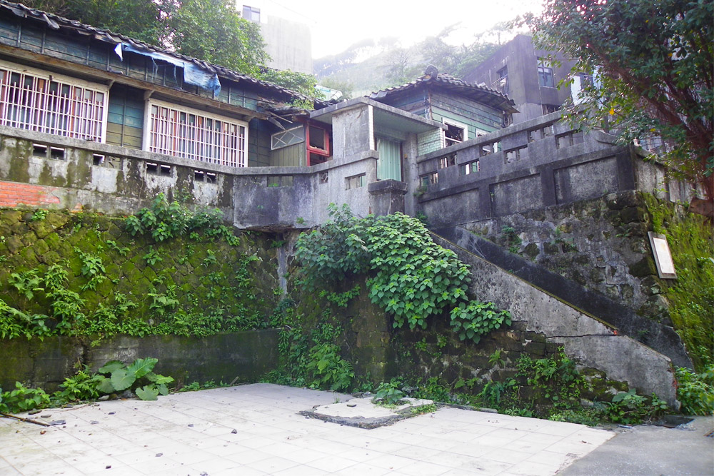 Former Residence Commander Keelung Fortress