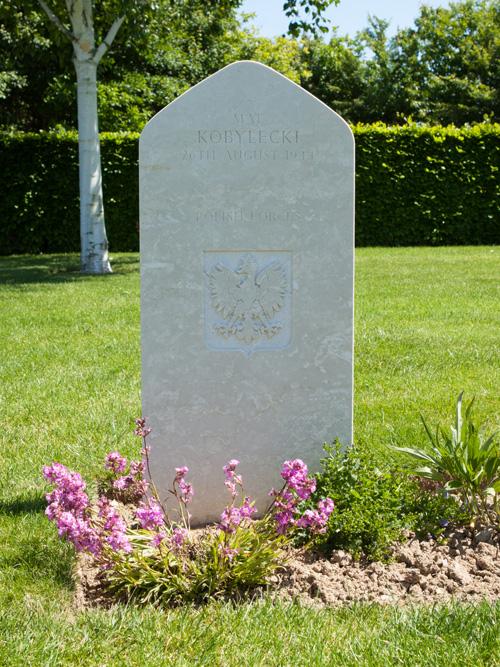 Poolse Oorlogsgraven Bayeux