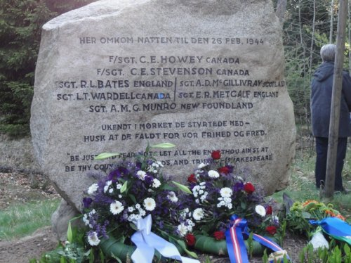 Memorial Halifax HAL LK705