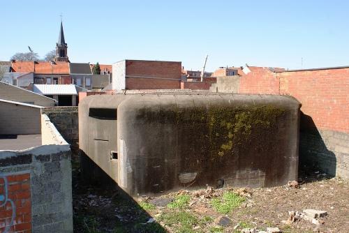 KW-Linie - Bunker ML16