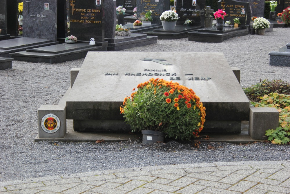 Graven Oudstrijders Haasdonk