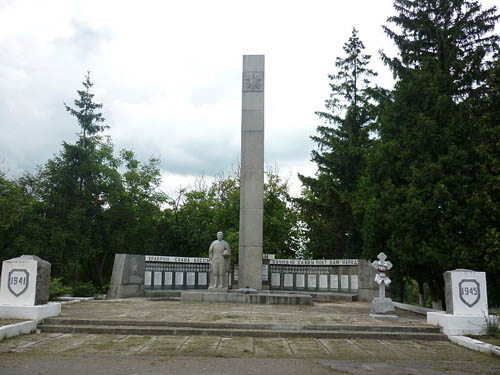 Soviet War Cemetery Kosenivka