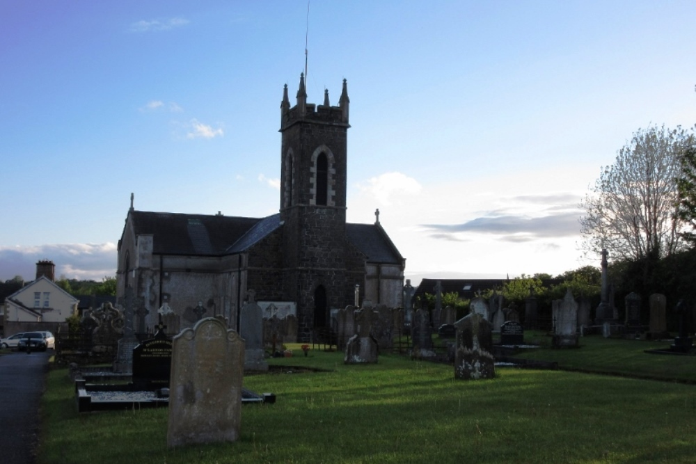 Commonwealth War Graves Randalstown Roman Catholic Churchyard