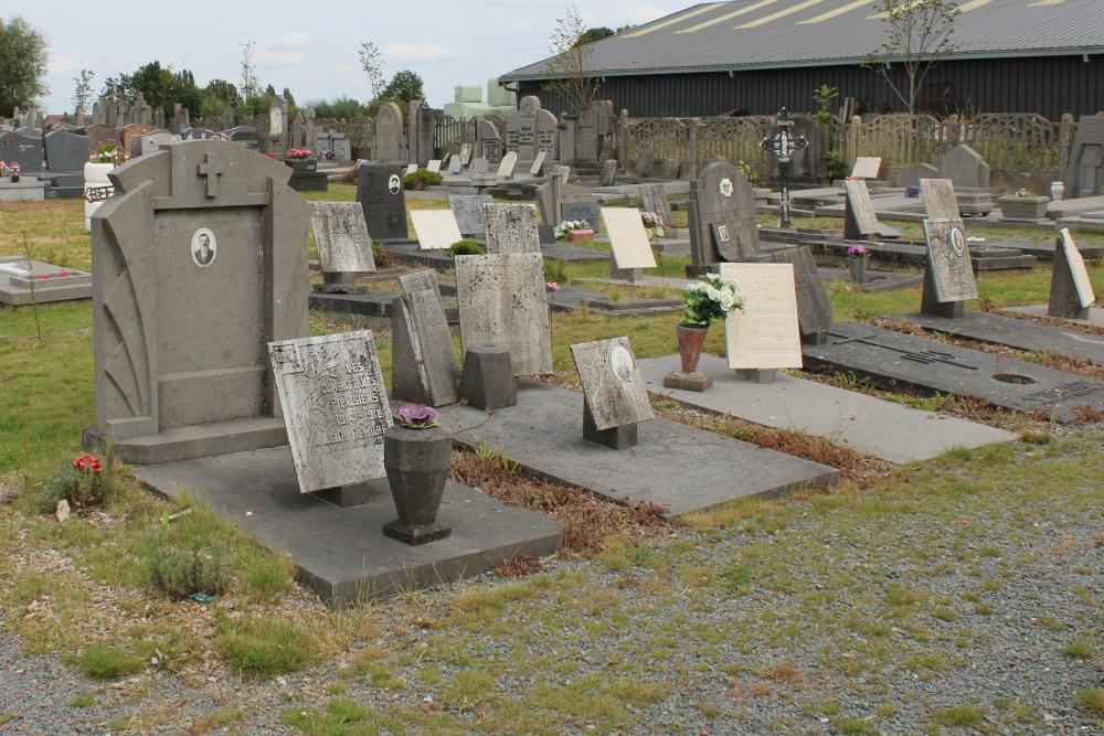 Veteran War Graves Pipaix