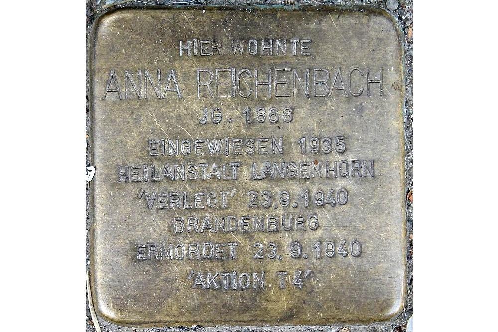 Stolperstein ABC-Straße 2