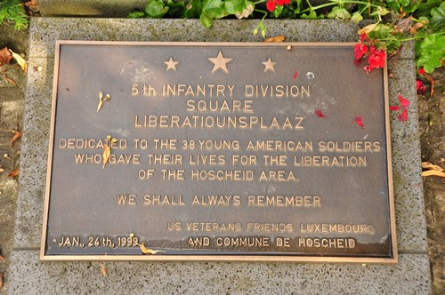5th Infantry Division Monument
