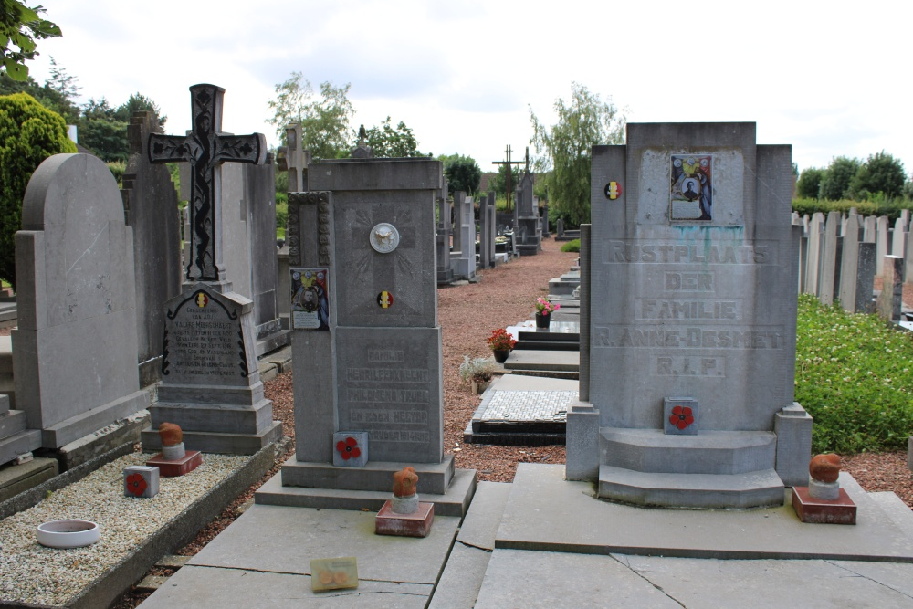 Belgian War Graves Pittem